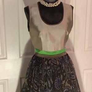 ETRO Silk dress size 8